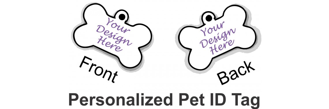 Bone Pet ID Design Your Own