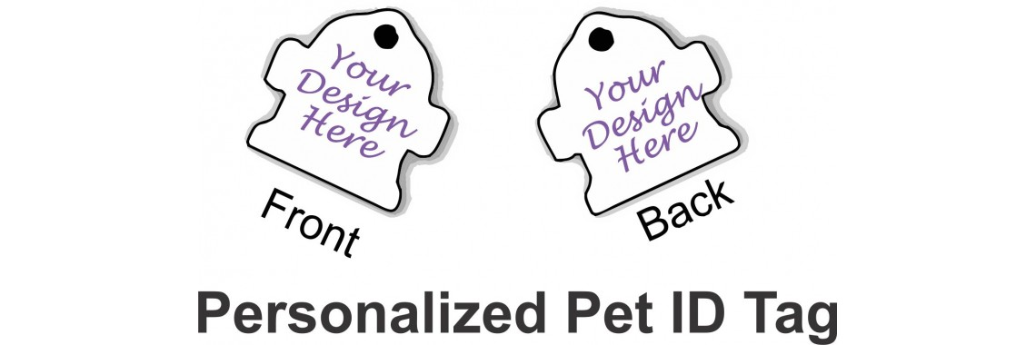 Hydrant Pet ID  Design Your Own